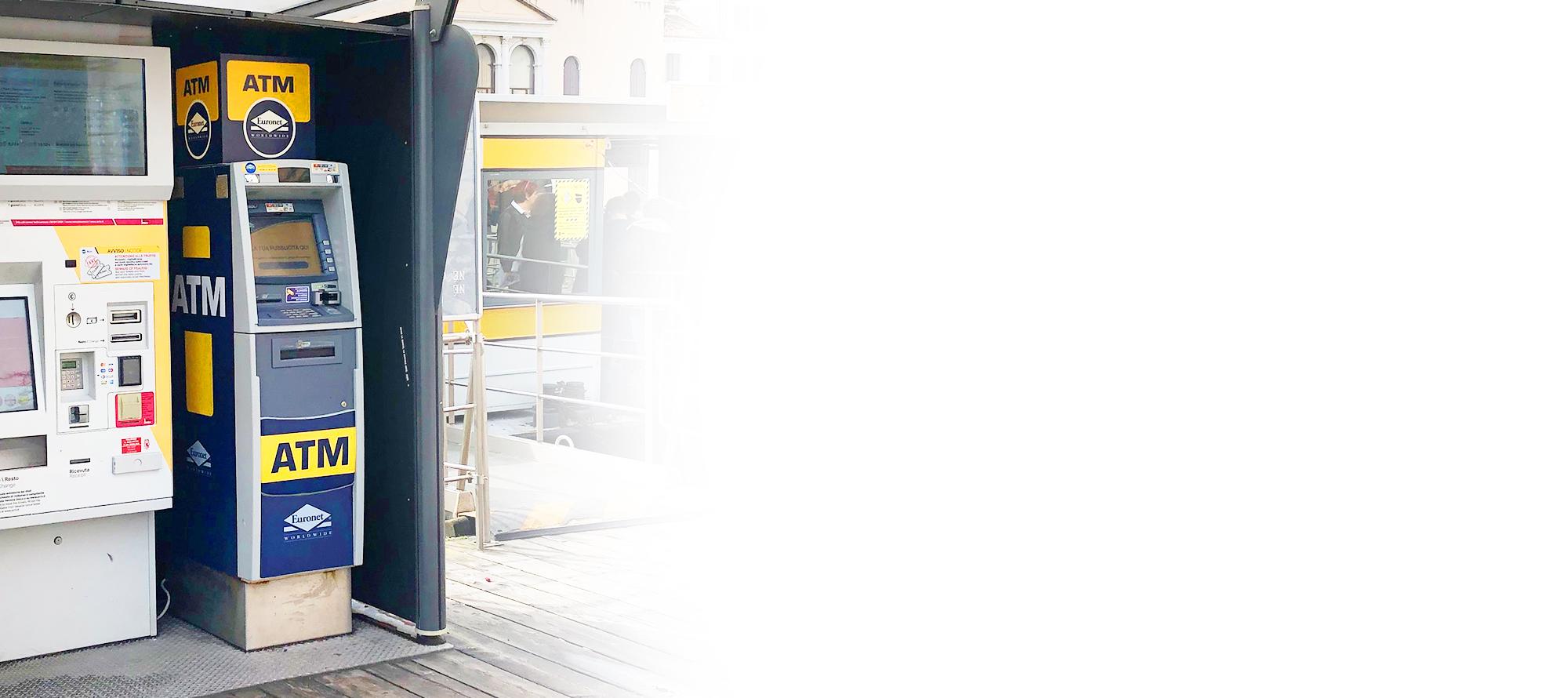 Provvederemo alla gestione e alla manutenzione del tuo ATM, garantendo un servizio di alto livello per i tuoi clienti.