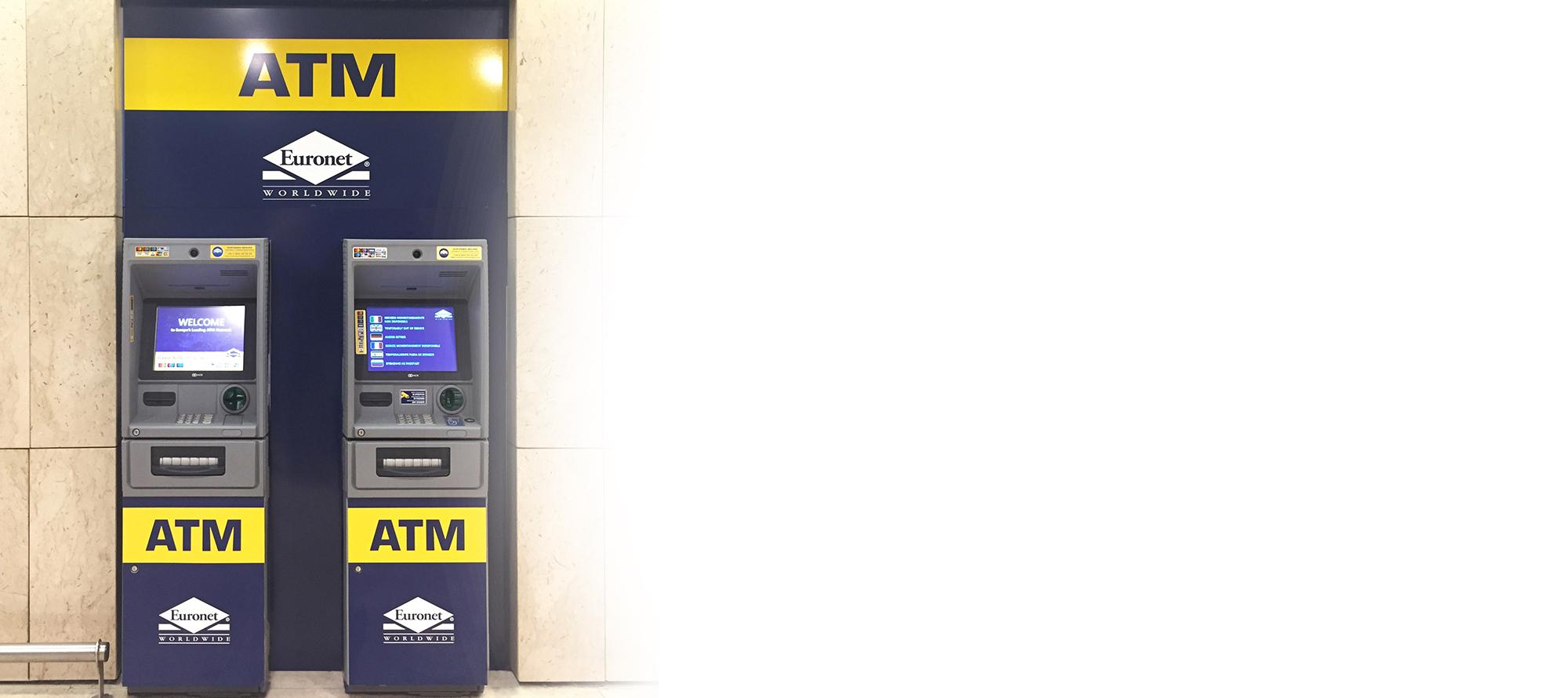 Scopri se la tua attività è adatta a ospitare un ATM Euronet con il nostro calcolatore di idoneità.