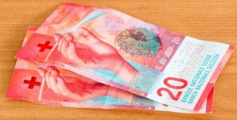 Il franco svizzero - Il simbolismo delle banconote
