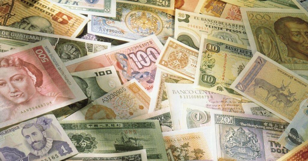 Il simbolismo delle banconote nel mondo